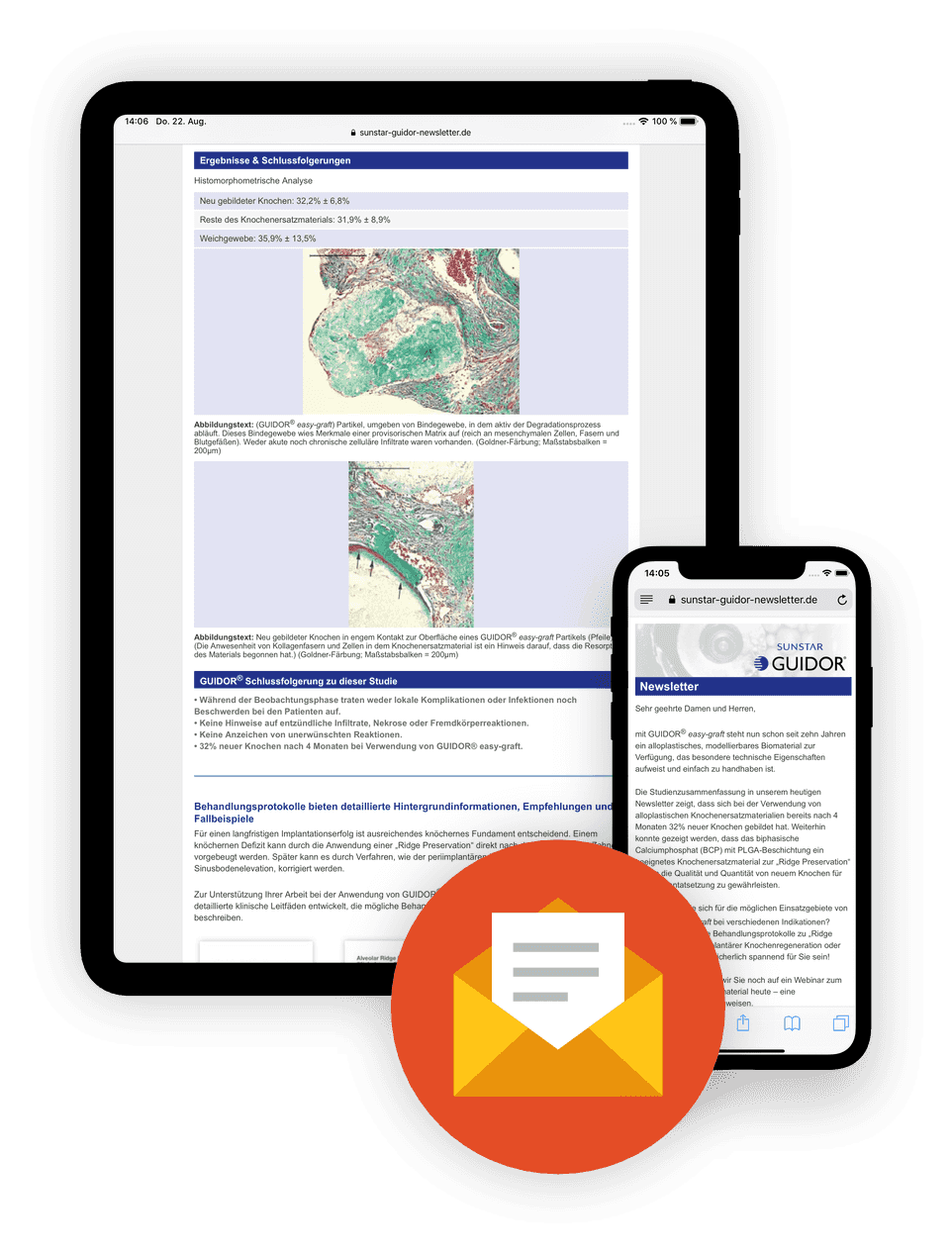 Responsive Mailings · Web-Analyse