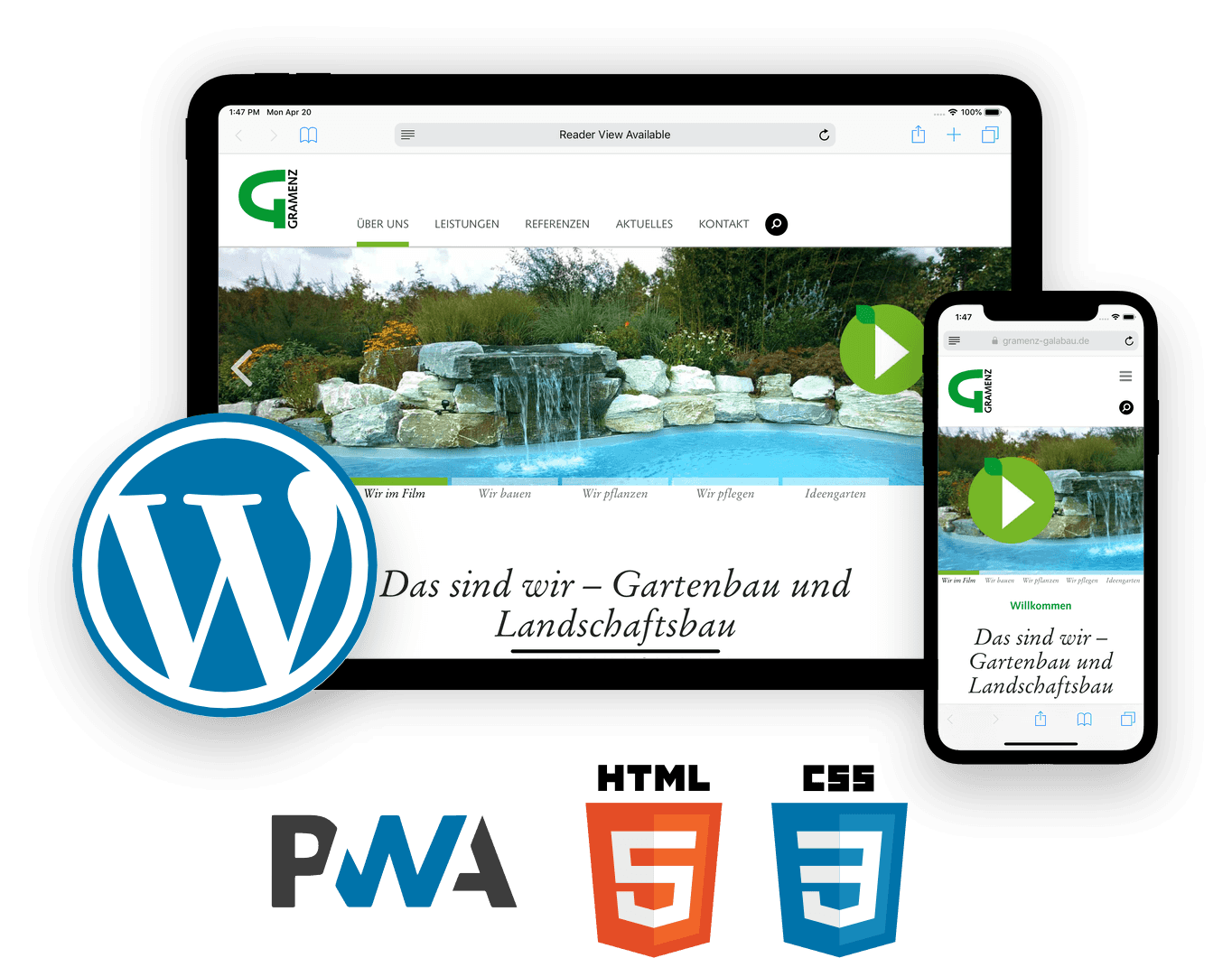 Progressive Web Apps · WordPress